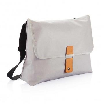Pure messenger bag, greyP729.052
