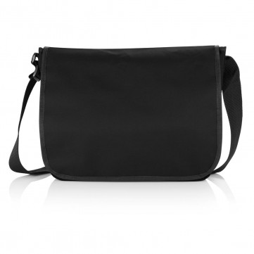 Shoulder document bag, blackP729.271