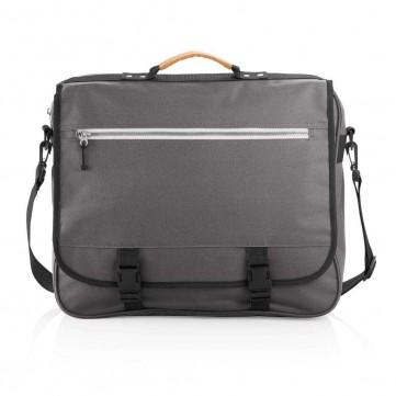 Fashion congress bag, greyP729.069