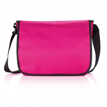 Shoulder document bag, pinkP729.270