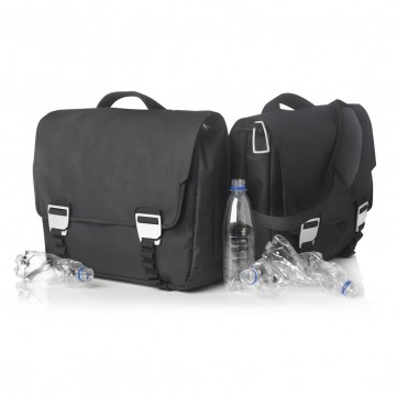 Rio RPET laptop bag, blackP732.901