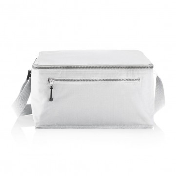 Summer cooler bag, whiteP733.503