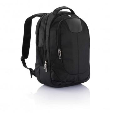 Swiss Peak outdoor laptop backpack, blackP742.011