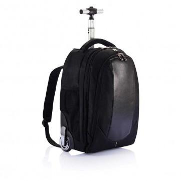 Swiss Peak backpack trolley, blackP742.081