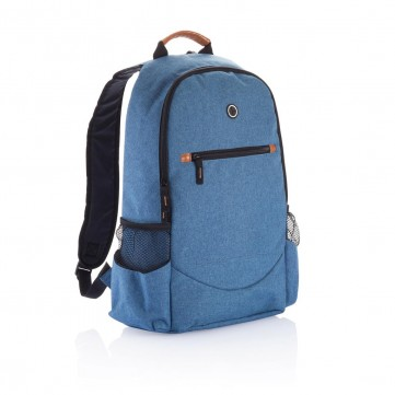 Fashion duo tone backpack, blueP760.750