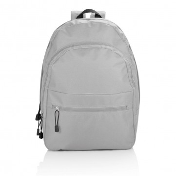 Basic backpack light greyP760.202