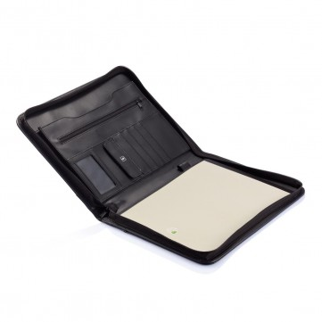Essential zipper portfolio, blackP773.621