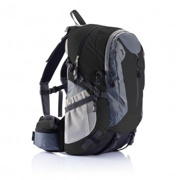 PVC free outdoor backpack, blackP775.001