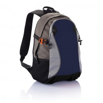 Adventure backpack navy blueP775.095