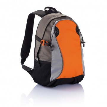 Adventure backpack orangeP775.098