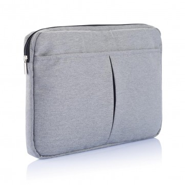 "Laptop sleeve 15"" PVC free, greyP788.051"