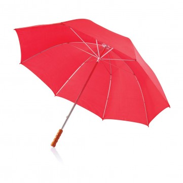 "Deluxe 30"" golf umbrella, redP850.004"