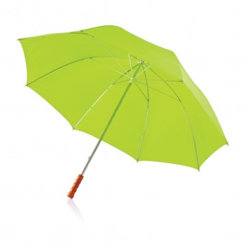 "Deluxe 30"" golf umbrella, greenP850.007"
