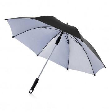 "23"" Hurricane umbrella, blackP850.101"