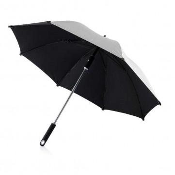 """23"""" Hurricane umbrella, silverP850.102"""