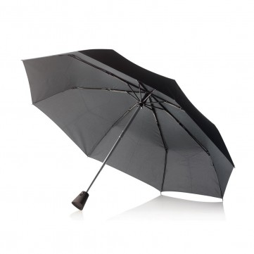"21,5"" Brolly 2 in 1 auto open/close umbrella, blackP850.111"