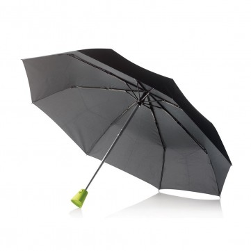 "21,5"" Brolly 2 in 1 auto open/close umbrella, greenP850.117"