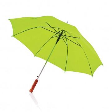 "Deluxe 23"" automatic umbrella, greenP850.207"