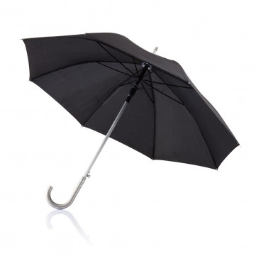 "Deluxe 23"" aluminium umbrella, blackP850.281"