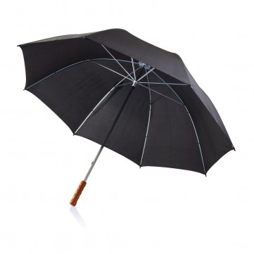 "Deluxe 30"" golf umbrella, blackP850.001"
