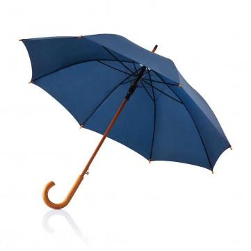 """Deluxe 23"""" classic umbrella, blueP850.085"""