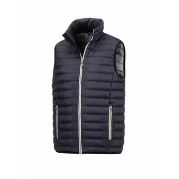 HELSINKI men bodywarmer navy MT120.302