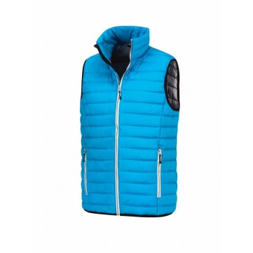 HELSINKI men bodywarmer blue heaven ST120.351