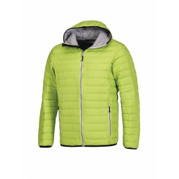 WARSAW men jacket dark lime LT130.403