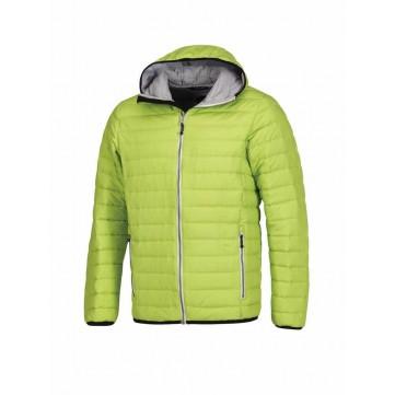WARSAW men jacket dark lime XLT130.404