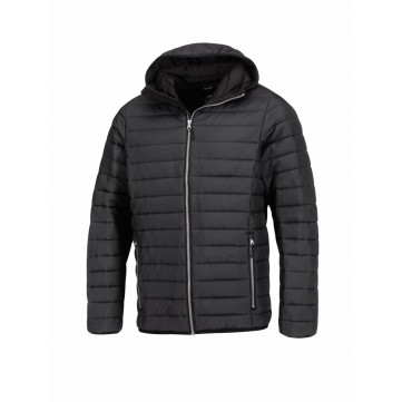 WARSAW men jacket black XXXLT130.996