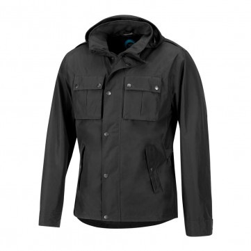 DUBLIN men Jacket Black XXXLT160.996