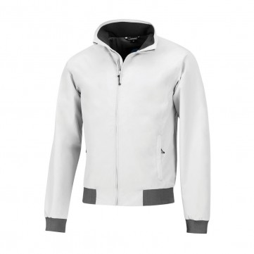 HAMBURG men Jacket White XXXLT170.016