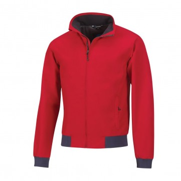 HAMBURG men Jacket Red XXXLT170.606