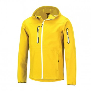 LISBON men Jacket Yellow XXLT180.205