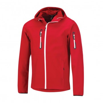 LISBON men Jacket Red XLT180.604