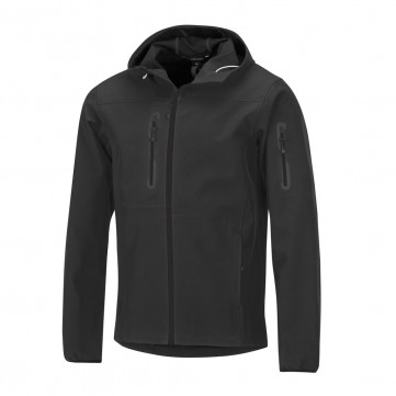 LISBON men Jacket Black XXXLT180.996