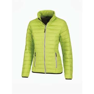 STOCKHOLM women jacket dark lime XST410.400