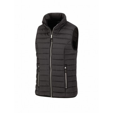 HELSINKI women bodywarmer black MT420.992