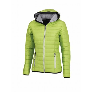 WARSAW women jacket dark lime XLT430.404