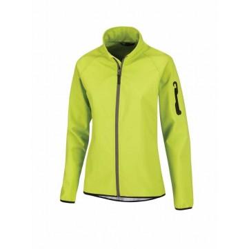 SOFIA women jacket dark lime XST440.400