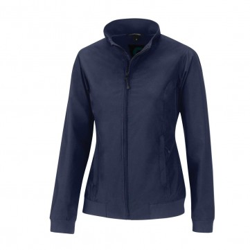HAMBURG woman Jacket Navy XLT470.304