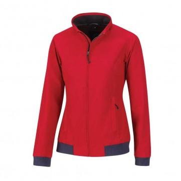 HAMBURG woman Jacket Red MT470.602