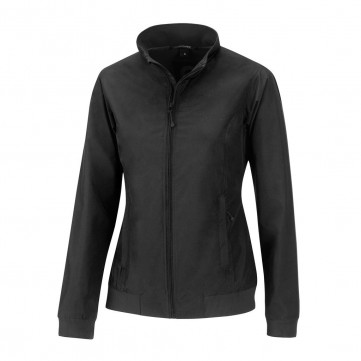 HAMBURG woman Jacket Black XLT470.994