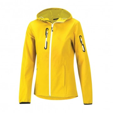 LISBON woman Jacket Yellow MT480.202