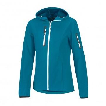 LISBON woman Jacket Blue HeavenT180.35-config