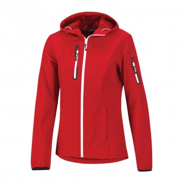 LISBON woman Jacket Red XLT480.604