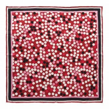 Silk scarf ConfettiUFM521