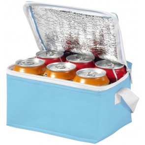 Spectrum non-woven 6-can cooler bag