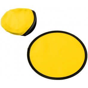Florida frisbee with pouch