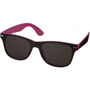 Sun Ray sunglasses with two coloured tones
